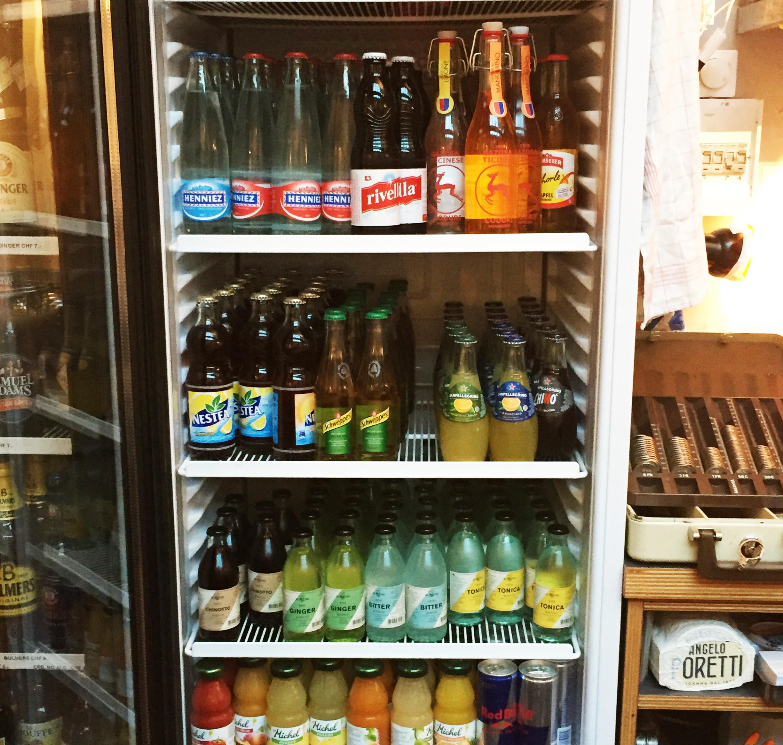 frigo mono bar