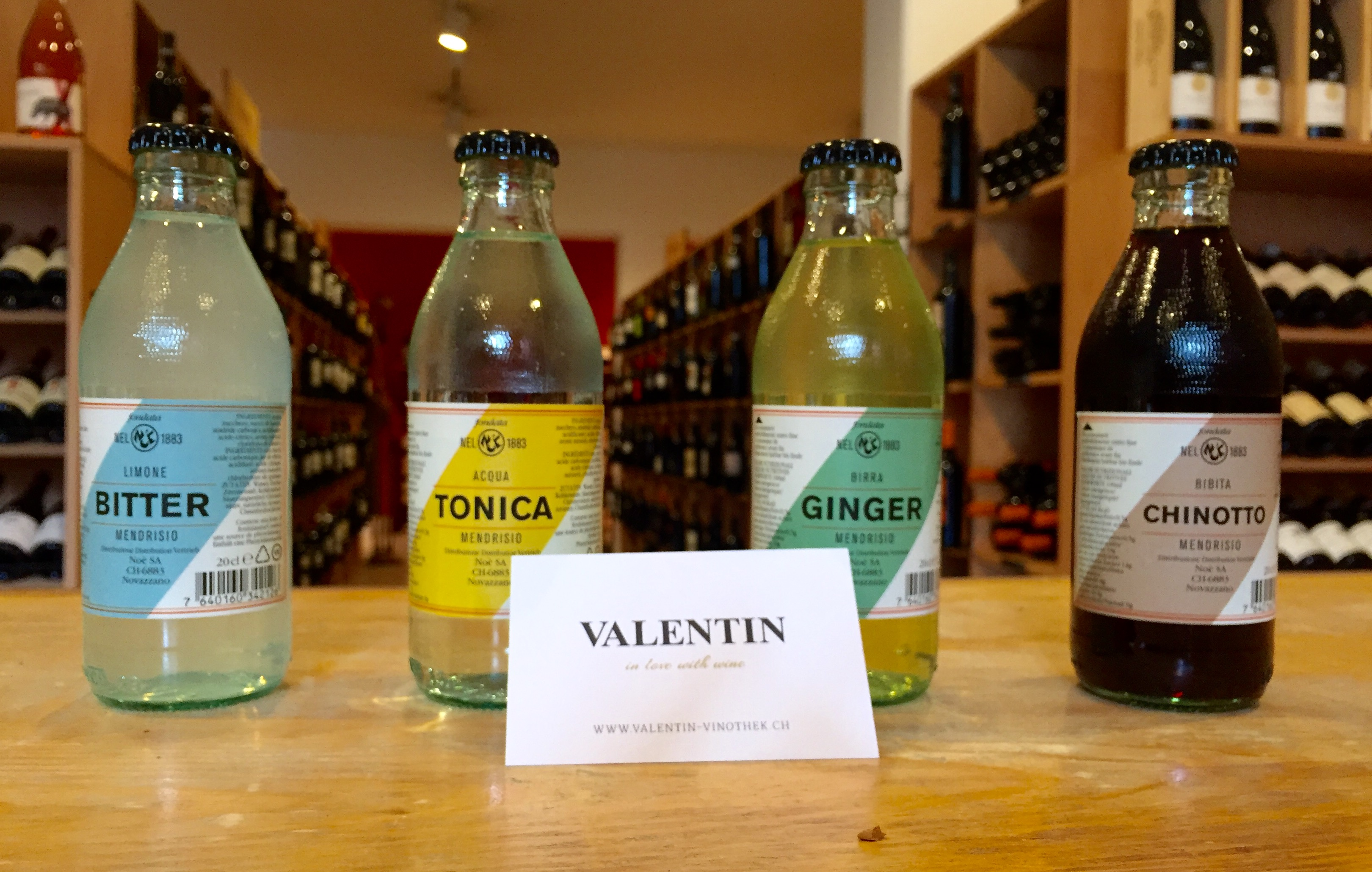 Valentin Wine St. Moritz